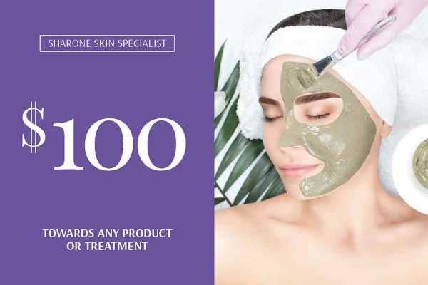 sharone-skin-specialist-gift-card-100