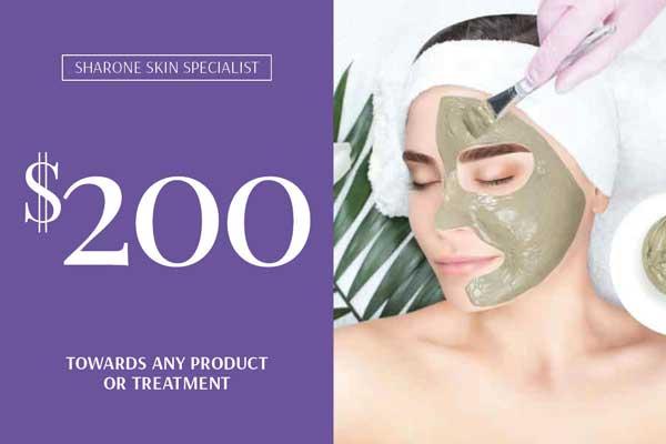sharone-skin-specialist-gift-card-200